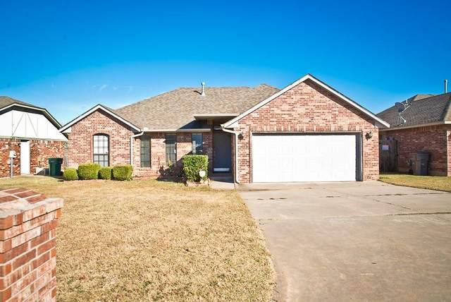 3704 Beal Avenue, Spencer, OK 73084 (MLS #933741) :: Homestead & Co