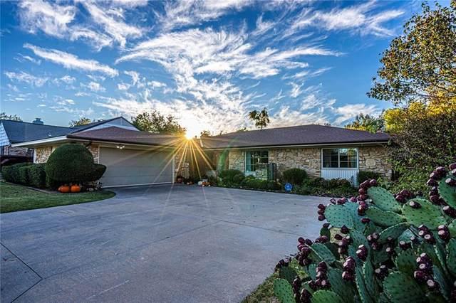 11005 Rock Ridge Road, Oklahoma City, OK 73120 (MLS #933744) :: Homestead & Co