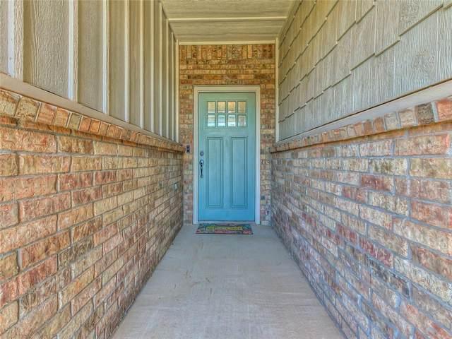 8221 NW 160th Terrace, Edmond, OK 73013 (MLS #933751) :: Homestead & Co