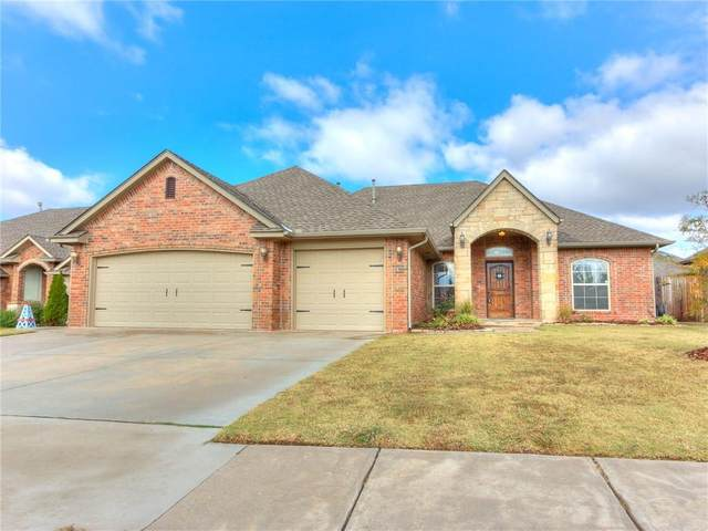 3313 SE 33rd Street, Moore, OK 73165 (MLS #933758) :: Homestead & Co