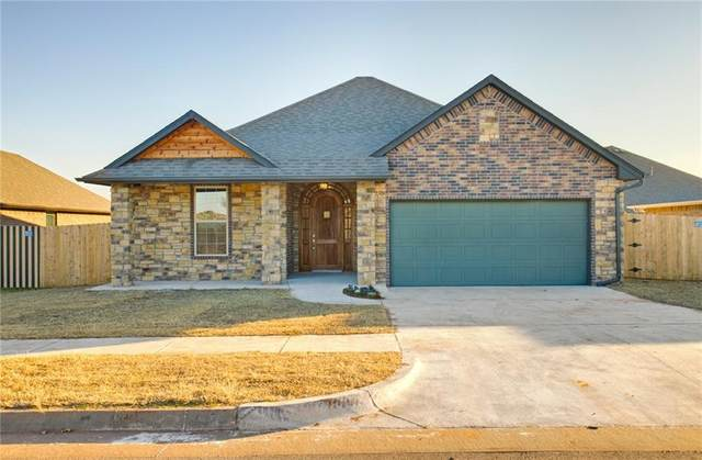 11008 SW 37th Street, Mustang, OK 73064 (MLS #933759) :: Your H.O.M.E. Team