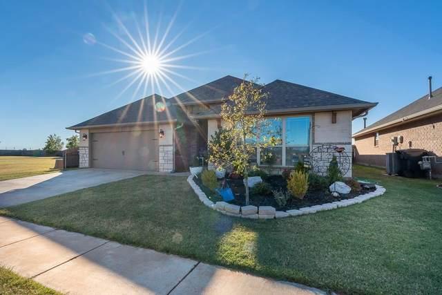 16121 Iron Tree Lane, Edmond, OK 73013 (MLS #933761) :: Homestead & Co
