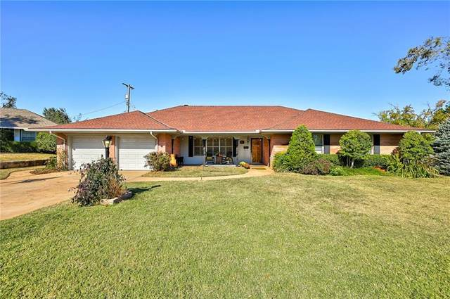 3217 NW 35th Place, Oklahoma City, OK 73112 (MLS #933767) :: Your H.O.M.E. Team