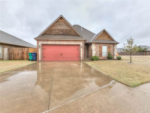 19408 Vista Avenue, Edmond, OK 73012 (MLS #933768) :: Your H.O.M.E. Team