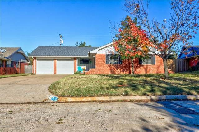 5920 N Sapulpa Avenue, Oklahoma City, OK 73112 (MLS #933773) :: Homestead & Co