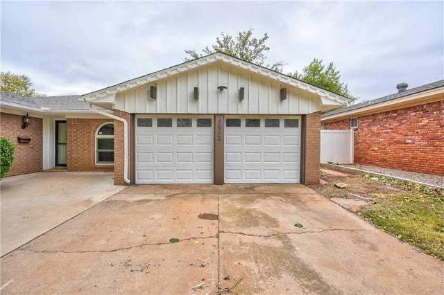 5812 NW 71st Street, Warr Acres, OK 73132 (MLS #933781) :: Homestead & Co