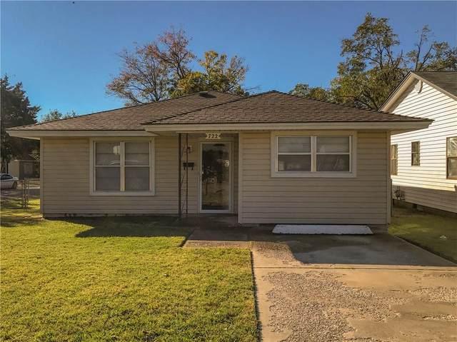 722 E Johnson Street, Norman, OK 73071 (MLS #933782) :: Homestead & Co