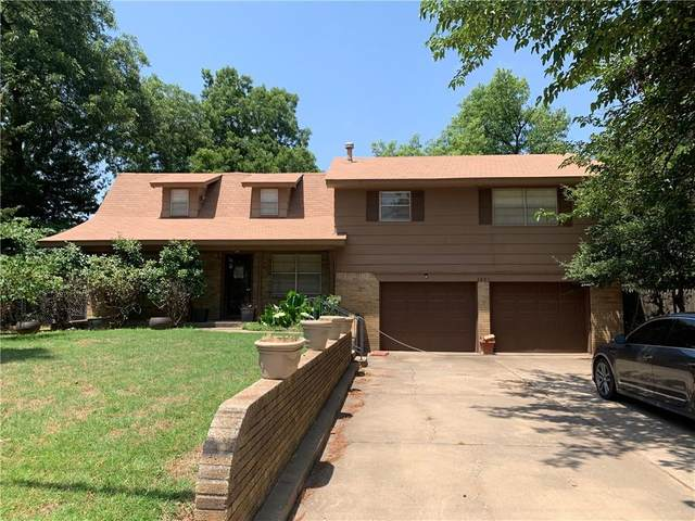 3601 N Alexander Lane, Bethany, OK 73008 (MLS #933840) :: The UB Home Team at Whittington Realty