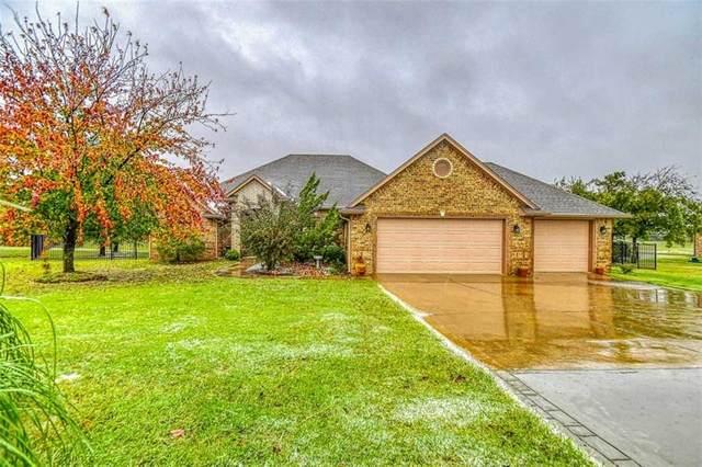 3509 Estate Road, Norman, OK 73072 (MLS #933842) :: Homestead & Co