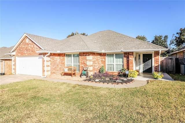 14437 Timberdale Drive, Choctaw, OK 73020 (MLS #933847) :: Homestead & Co
