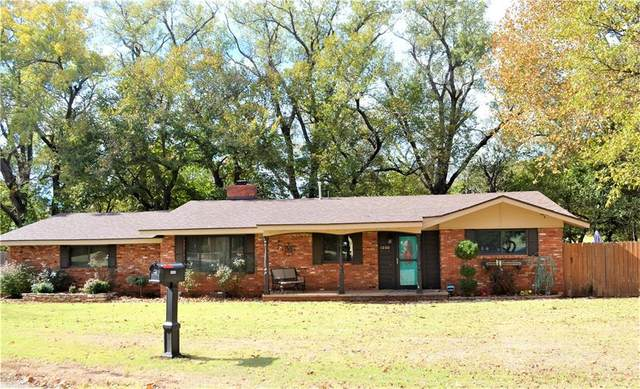 1000 N College Street, Cordell, OK 73632 (MLS #933864) :: The UB Home Team at Whittington Realty