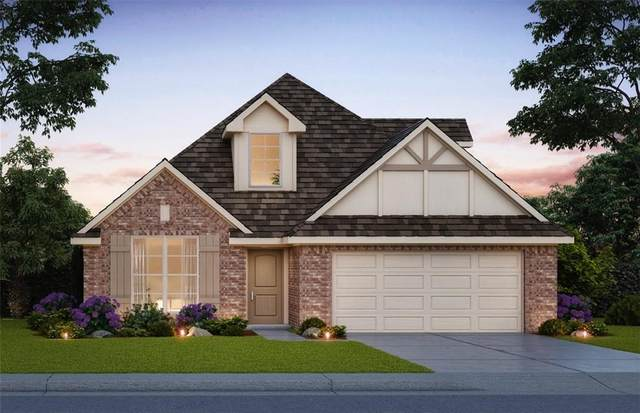 1029 SW 141st Street, Oklahoma City, OK 73170 (MLS #933872) :: The UB Home Team at Whittington Realty