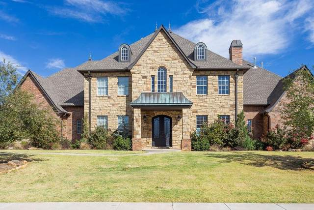 533 Oak Summit Road, Edmond, OK 73025 (MLS #933928) :: Homestead & Co