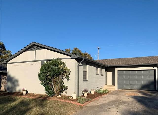 812 Sandy Lane, Choctaw, OK 73020 (MLS #933956) :: Homestead & Co