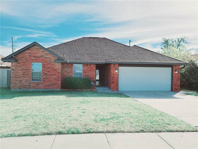 804 NW 19th Street, Moore, OK 73160 (MLS #933962) :: Homestead & Co