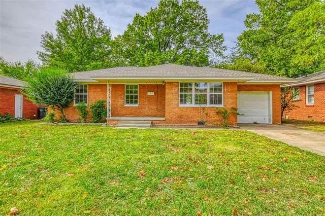 1308 Dorchester Street, Norman, OK 73069 (MLS #933966) :: Homestead & Co