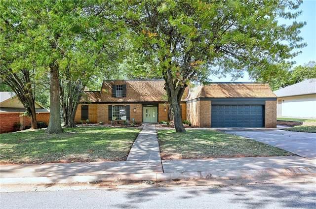 205 S Trail Ridge Road, Edmond, OK 73012 (MLS #933993) :: Homestead & Co