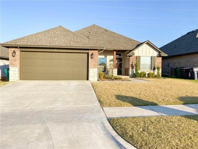15204 Hill Branch Road, Edmond, OK 73013 (MLS #933998) :: Homestead & Co