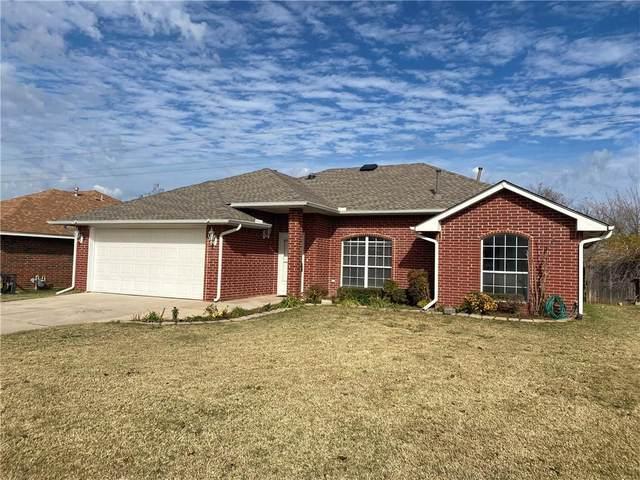 407 Woodbriar, Noble, OK 73068 (MLS #934034) :: Homestead & Co