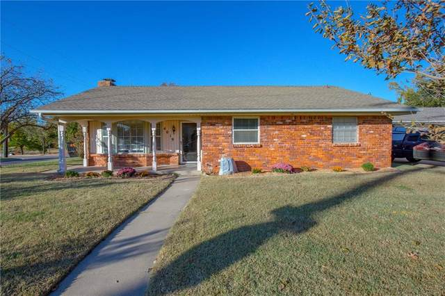 4019 NW 56th Street, Oklahoma City, OK 73112 (MLS #934074) :: Erhardt Group at Keller Williams Mulinix OKC