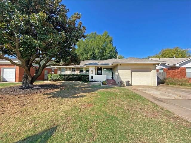 10309 Whitehaven Road, Oklahoma City, OK 73120 (MLS #934082) :: Homestead & Co