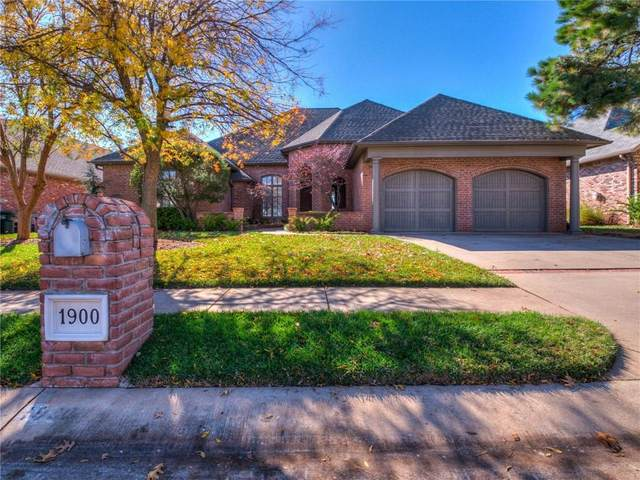 1900 Red Prairie Drive, Edmond, OK 73025 (MLS #934090) :: Homestead & Co