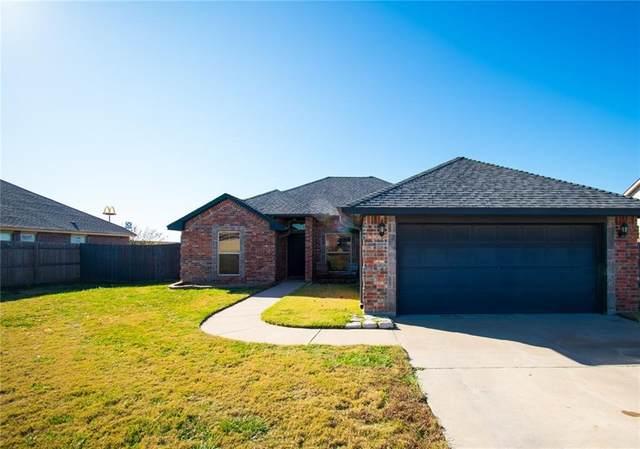 305 Marilyn Glover Drive, Elgin, OK 73538 (MLS #934102) :: Maven Real Estate