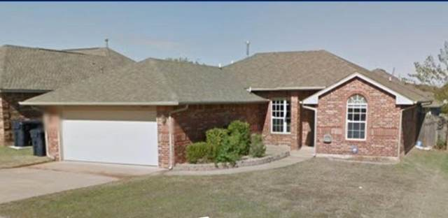 12525 SW 12th Street, Yukon, OK 73099 (MLS #934104) :: Your H.O.M.E. Team