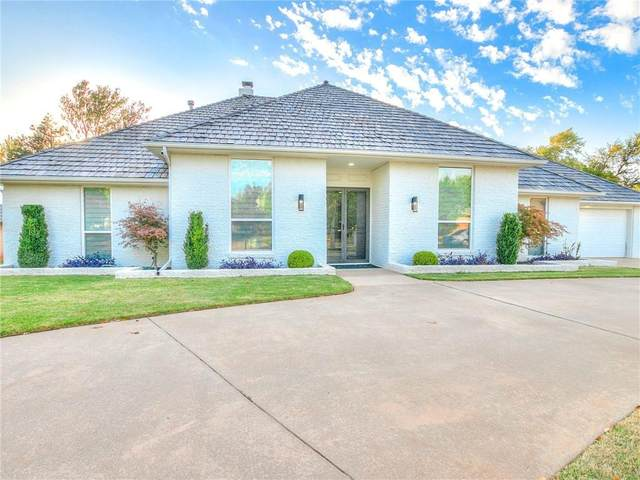 12513 Arrowhead Drive, Oklahoma City, OK 73120 (MLS #934113) :: Homestead & Co
