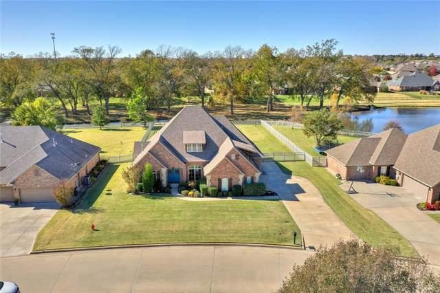 1606 Windmill Ridge Drive, Shawnee, OK 74804 (MLS #934154) :: ClearPoint Realty