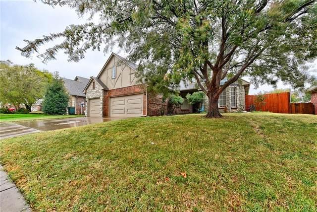1632 Redland Drive, Edmond, OK 73003 (MLS #934156) :: Homestead & Co