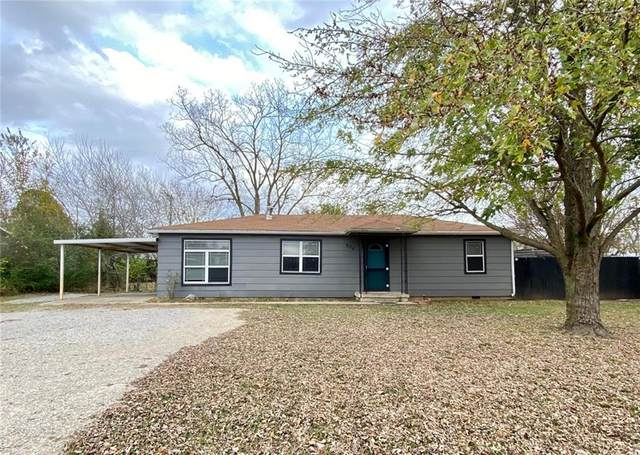 804 N Hyden, Stratford, OK 74872 (MLS #934163) :: The UB Home Team at Whittington Realty