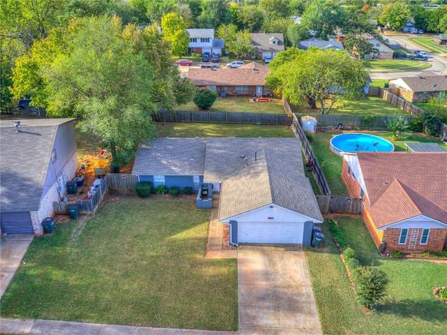3820 Terry Way, Del City, OK 73115 (MLS #934229) :: The UB Home Team at Whittington Realty
