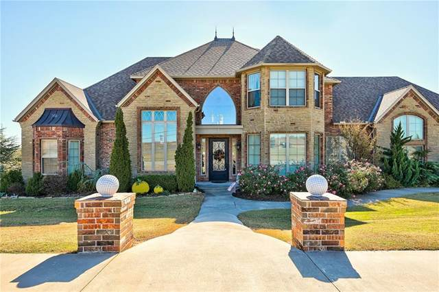 2265 Clubhouse Drive Drive, Blanchard, OK 73010 (MLS #934273) :: Your H.O.M.E. Team
