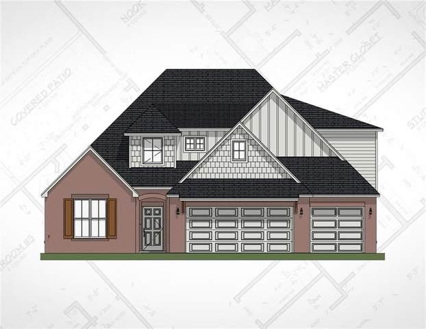 8100 Dax Drive, Edmond, OK 73007 (MLS #934281) :: Homestead & Co