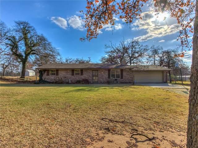 15066 N Oak Drive, Choctaw, OK 73020 (MLS #934287) :: Homestead & Co
