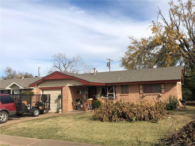3040 Overland Drive, Del City, OK 73115 (MLS #934298) :: Homestead & Co