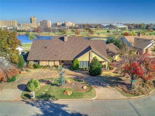 4305 Saint Thomas Drive, Oklahoma City, OK 73120 (MLS #934320) :: Erhardt Group at Keller Williams Mulinix OKC