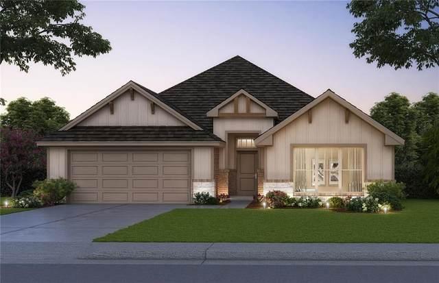 4200 NW 156th Terrace, Edmond, OK 73013 (MLS #934402) :: Homestead & Co