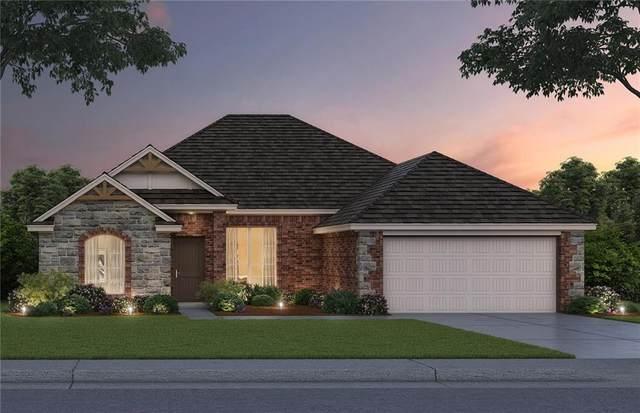4201 NW 156th Court, Edmond, OK 73013 (MLS #934403) :: Homestead & Co