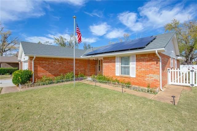1417 Jupiter Circle, Edmond, OK 73003 (MLS #934410) :: Homestead & Co