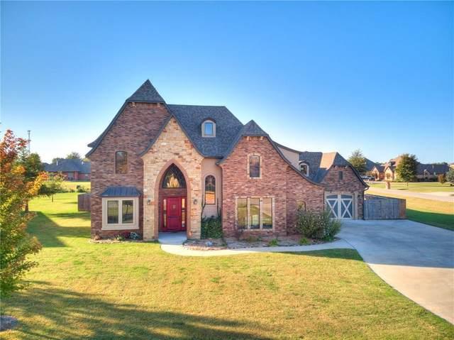 4602 Bridle Ridge Road, Tuttle, OK 73089 (MLS #934414) :: ClearPoint Realty