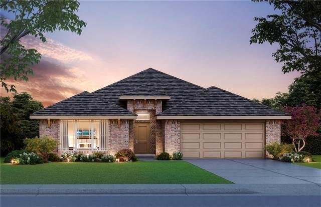18348 Autumn Grove Drive, Edmond, OK 73012 (MLS #934462) :: Your H.O.M.E. Team