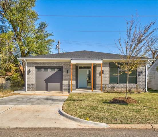 524 Monroney Drive, Midwest City, OK 73110 (MLS #934468) :: Your H.O.M.E. Team