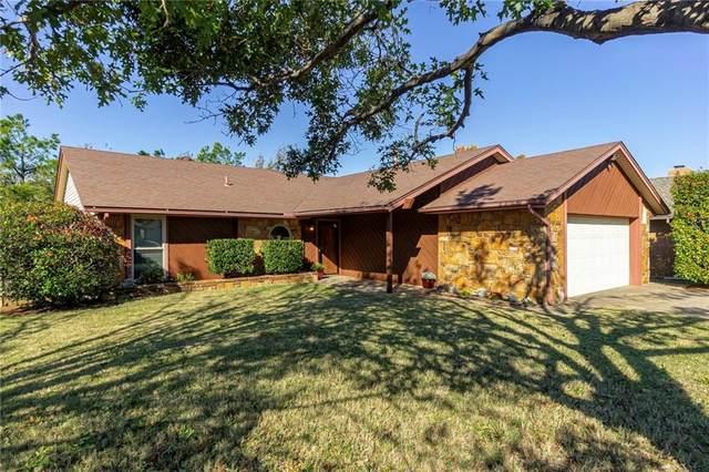 10113 S Carter Court, Oklahoma City, OK 73159 (MLS #934526) :: Homestead & Co