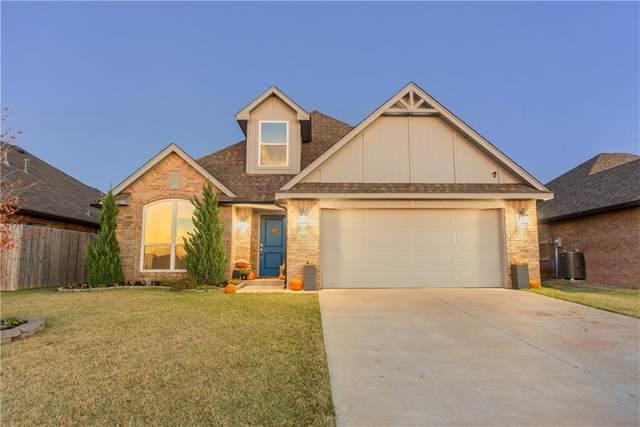 15816 Montague Drive, Edmond, OK 73013 (MLS #934532) :: Homestead & Co
