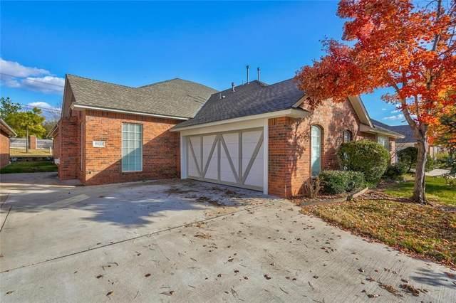 15520 Monarch Lane, Edmond, OK 73013 (MLS #934547) :: Homestead & Co