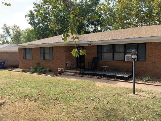 2105 Gloria Place, Guthrie, OK 73044 (MLS #934616) :: Homestead & Co