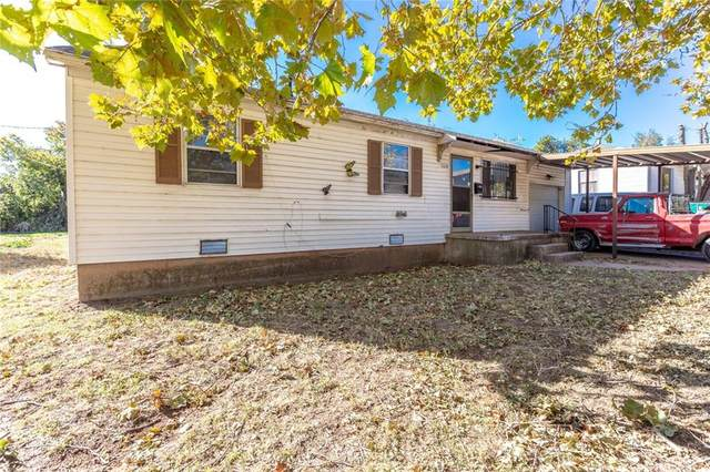 1232 SE 19th Terrace, Oklahoma City, OK 73129 (MLS #934650) :: ClearPoint Realty