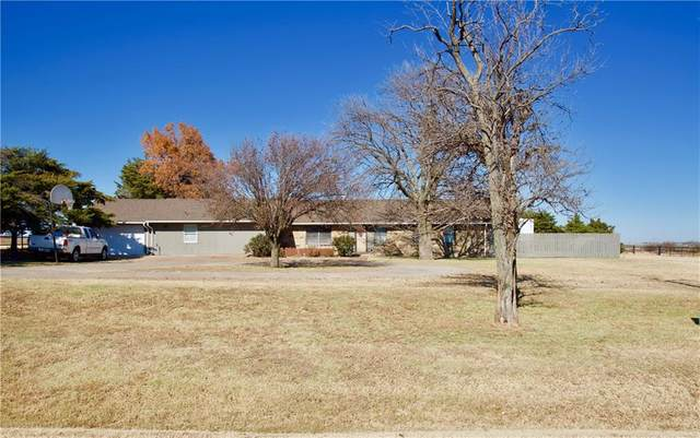 24183 E 990 Road, Weatherford, OK 73096 (MLS #934664) :: Homestead & Co